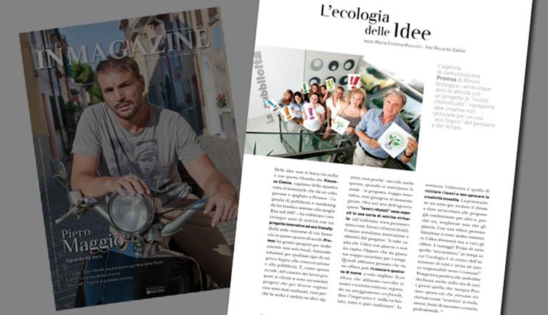 Promos intervistata da Rimini In Magazine