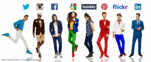 e se i social network fossero persone…