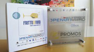 Promos riceve il Premio alla Pubblicità!