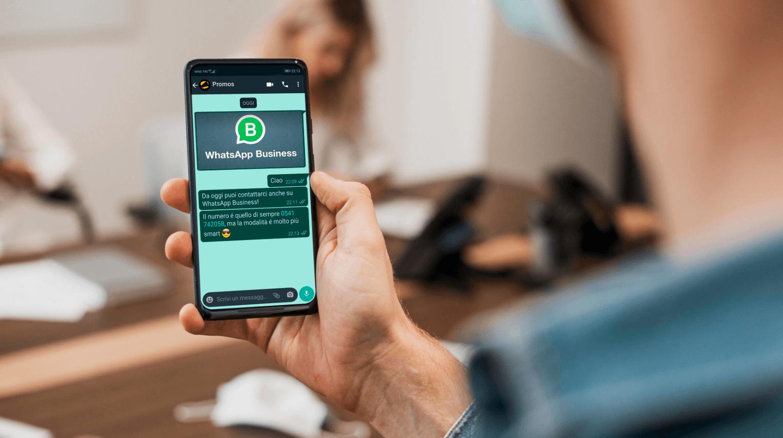 WhatsApp Business per la tua attività